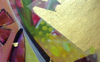 Gold Leaf Bling