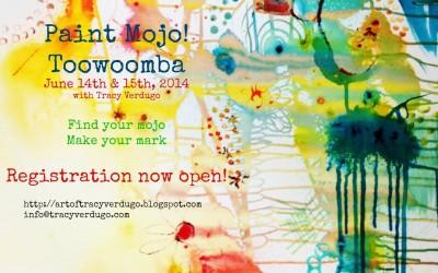 Paint Mojo hits Toowoomba