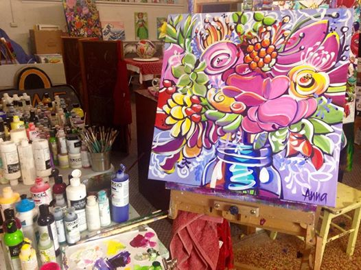 Flora Graphic 2