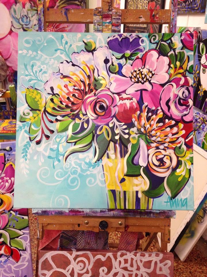 Flora Graphic 3