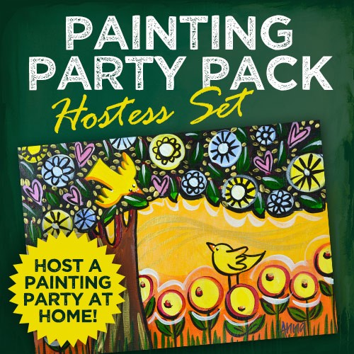 Check out this Painting Party Pack!
