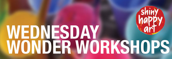 Term 2 Wednesday Wonder Workshops NOW OPEN
