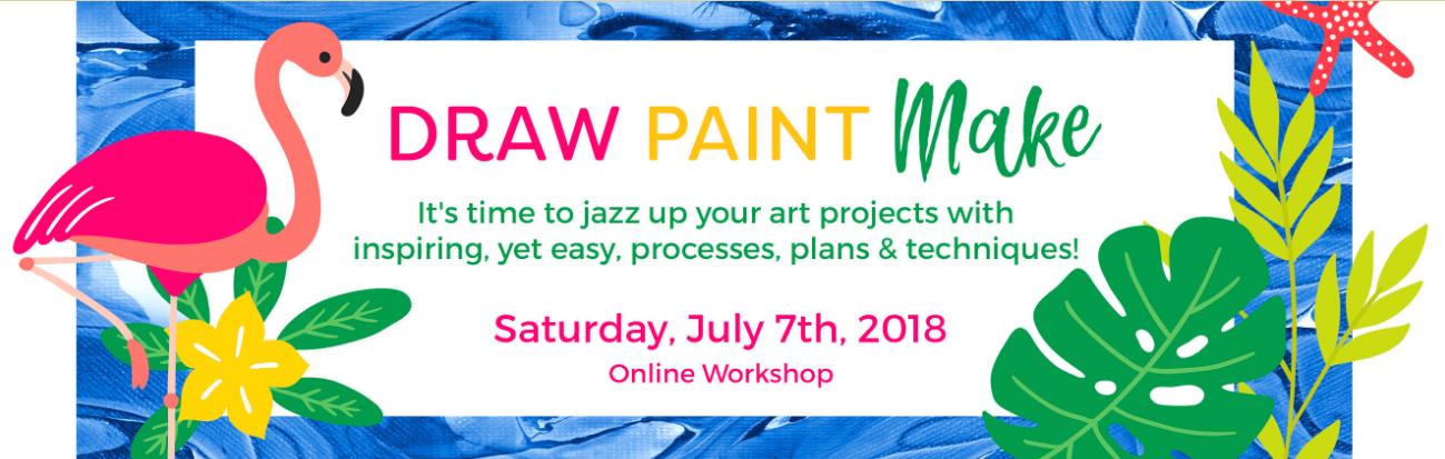 Art Teachers Will Love This Online Workshop Shiny Happy