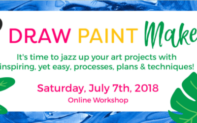 Art Teachers will LOVE this online Workshop