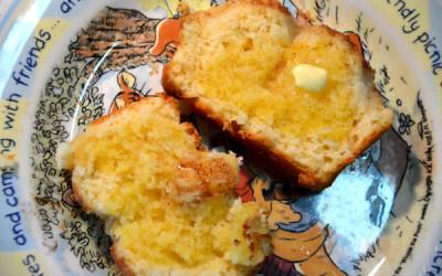 Pineapple Tea Cake – Illustrated Recipe