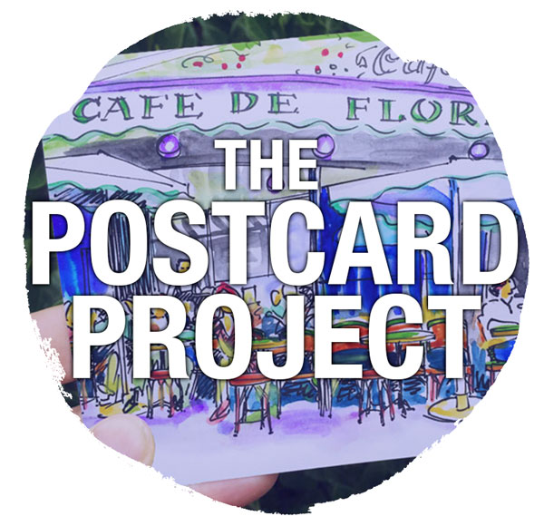 The Postcard Project